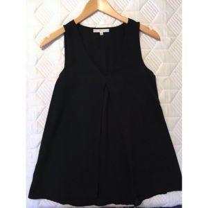 Classic black blouse